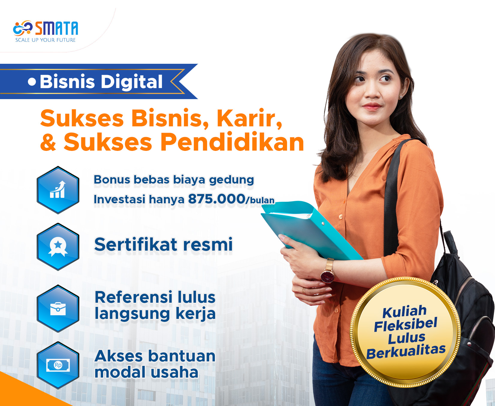 Smata Academy Kampus Digital Marketing and Sales